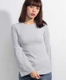 Doux archives /【OP限定価格】袖ワイドリブインナー/500148472