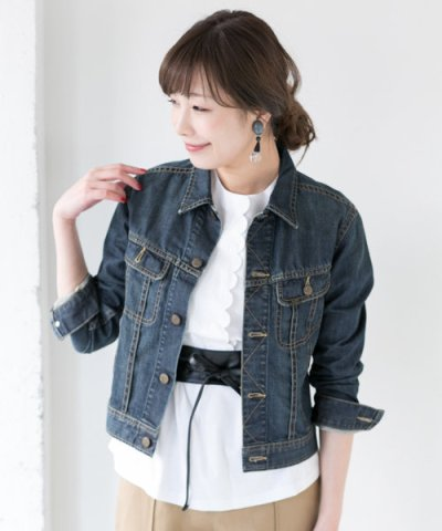 【URBAN RESEARCH ROSSO(アーバンリサーチ ロッソ)】ROSSO×Lee Denim Jacket
