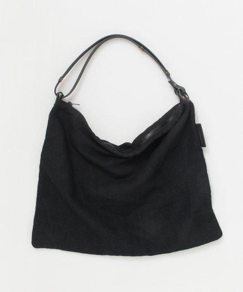 1271cf311d9e セール】MORMYRUS linen square shoulder(500178675) | かぐれ(KAGURE ...