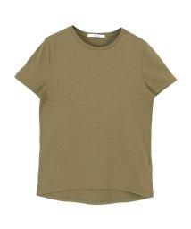 titivate/オーガニックコットンクルーネックTシャツ/organic/500180920