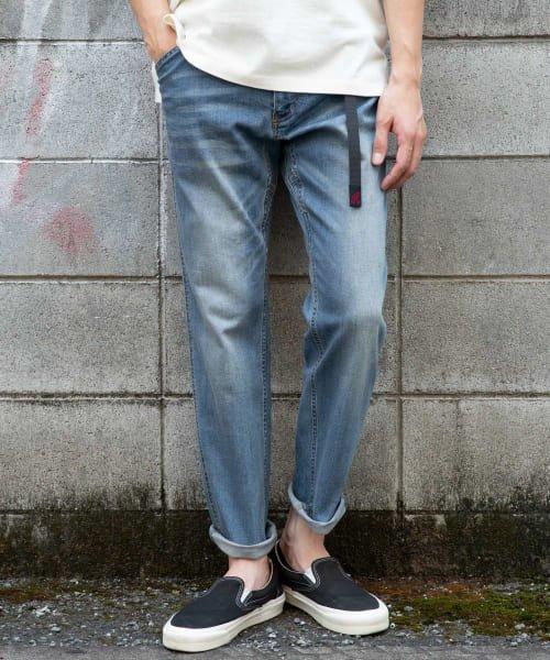『Mt Design 3776』×『Gramicci』別注デニムMountain Pants 画像