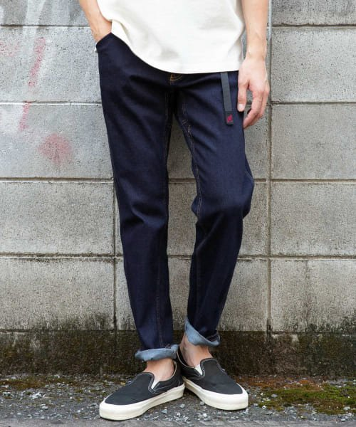 『Mt Design 3776』×『Gramicci』デニムMountain Pants 画像1