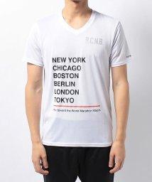Number/ナンバー/メンズ/シティーグラフィックVネックTシャツ/500190667