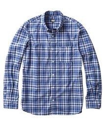 HELLY HANSEN/ヘリーハンセン/メンズ/ロングスリーブ ボタンダウン チェックシャツ/500192099