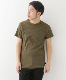 URBAN RESEARCH/【WAREHOUSE】ロング丈ワッフルTシャツ/500160666