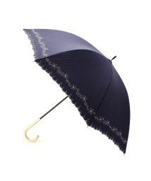grove/◆晴雨兼用スカラップフラワー刺繍長傘/500197709