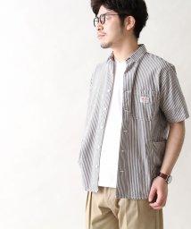 coen/SMITH別注半袖ワークシャツ/500198686