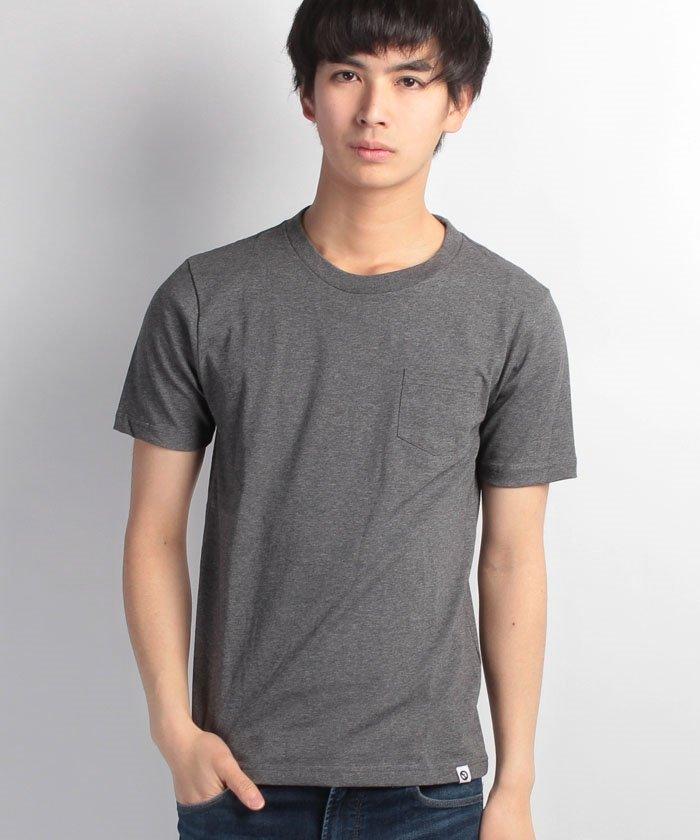 【OUTDOOR PRODUCTS】ZERO STAIN 汗染み防止ポケット付きTシャツ