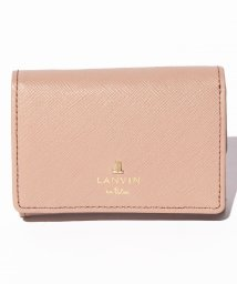 LANVIN en Bleu/リュクサンブール 3つ折り財布/LB0003473