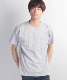 JNSJNM/【HANES】BEEFY‐T ポケットTシャツ/500197190