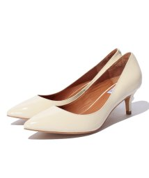 INTER-CHAUSSURES IMPORT/【ABOVE AND BEYOND】ポインテッドトウミドルヒールパンプス/500200038