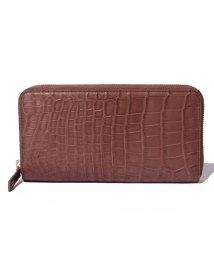 gino marina luxe/クロコダイル財布/500203488
