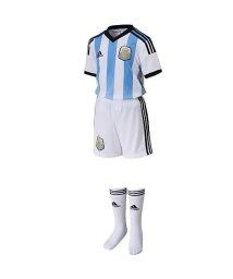 adidas/アディダス/キッズ/アルゼンチン代表 ホーム ミニキット キッズ/500228593