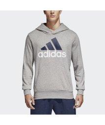 adidas/アディダス/メンズ/M ESSENTIALS ビッグロゴ スウェットプルオーバーパーカー (裏毛)/500233069