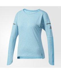 adidas/アディダス/レディス/WOMENS FEELINGKIT 長袖Tシャツ/500233493