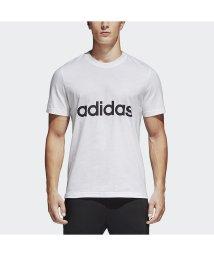 adidas/アディダス/メンズ/M ESSENTIALS リニアロゴ 半袖Tシャツ/500236476