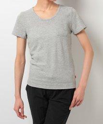 Alpine DESIGN/アルパインデザイン/レディス/胸ポケットTシャツ ジャガード/500238303