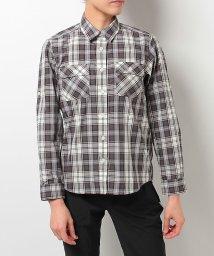 Alpine DESIGN/アルパインデザイン/レディス/長袖チェックシャツ/500240631