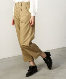 AZUL by moussy/Wrangler×AZUL TAPERED PANTS/500208977