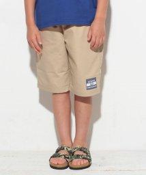 crocs(KIDS WEAR)/リップストック素材ハーフパンツ/500219291
