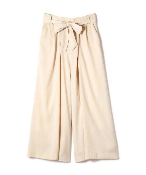 PROPORTION BODY DRESSING(プロポーション ボディドレッシング)/《BLANCHIC》バリューワイドパンツ/1217139302