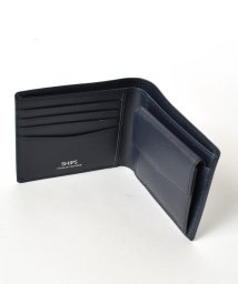 SHIPS MEN/SD: 【SAFFIANO LEATHER】 2つ折 ウォレット (財布)/500259041