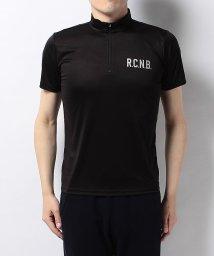 Number/ナンバー/メンズ/R.C.N.B. ベーシック RUN ハーフジップTシャツ/500260945