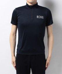 Number/ナンバー/メンズ/R.C.N.B. ベーシック RUN ハーフジップTシャツ/500260946