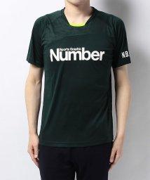 Number/ナンバー/メンズ/半袖プラクティスシャツ/500260980