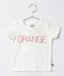 RUGGEDWORKS/カラー半袖Tオレンジ/500254211