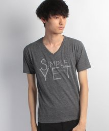JNSJNM/【FORT POINT】ロゴプリントTシャツ/500255183