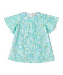 green label relaxing (Kids)/【BABY】レースフラワープリント ワンピース/500282934