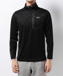 Alpine DESIGN/アルパインデザイン/メンズ/ジップアップ長袖シャツ/500291646