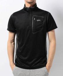 Alpine DESIGN/アルパインデザイン/メンズ/ジップアップ半袖シャツ/500291648