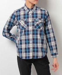 Alpine DESIGN/アルパインデザイン/レディス/長袖チェックシャツ/500291655
