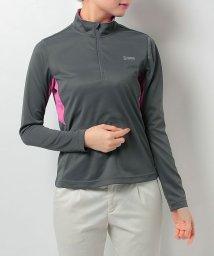 Alpine DESIGN/アルパインデザイン/レディス/ジップアップ長袖シャツ/500291657