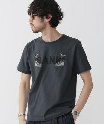 nano・universe/BANKカレッジクルーTシャツSS/500284041
