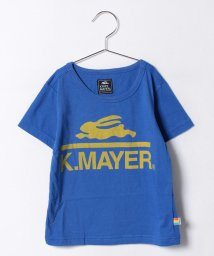 KRIFF MAYER(Kids)/ブランドロゴ半袖TEE(110〜130cm)/500287198