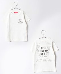 KRIFF MAYER(Kids)/メッセージTEE(outdoor)(110〜130cm)/500287216