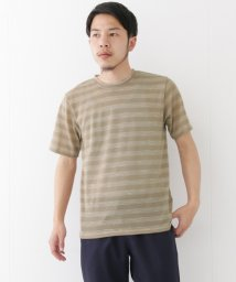 URBAN RESEARCH OUTLET/【WAREHOUSE】TRボーダー半袖TEE/500291355