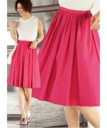 STYLE DELI/【Made in JAPAN】洗えるコットンボイルギャザースカート/500310184