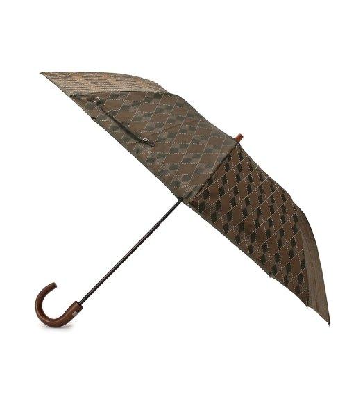 アーガイル柄折傘