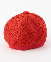 SHIPS KIDS/SHIPS KIDS:ベビー レース ベレー帽【UV CUT製品】/500315340