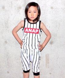 ANAP KIDS/ストライプ SET UP/500309480