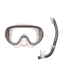 VIEW/ビュー/耐久性に優れたシリコーン素材 10歳~大人向けマスク・スノーケル2点セット/500321368