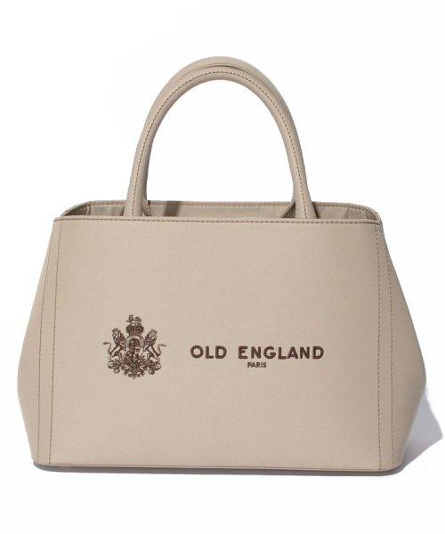 OLD ENGLAND(オールド イングランド)/ロゴバッグ/57346051
