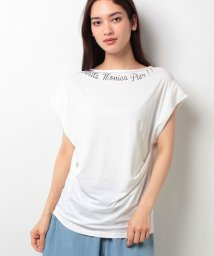 Bou Jeloud/サンタモニカTシャツ/500317421