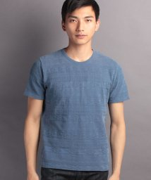 SSENTIAL GARMENT MEN'S BIGI/ジャガードTシャツ/500325040