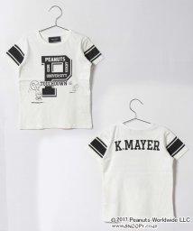 KRIFF MAYER(Kids)/スヌーピー半袖TEE(110〜130cm)/500323000