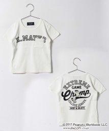 KRIFF MAYER(Kids)/スヌーピー半袖TEE(110〜130cm)/500323004